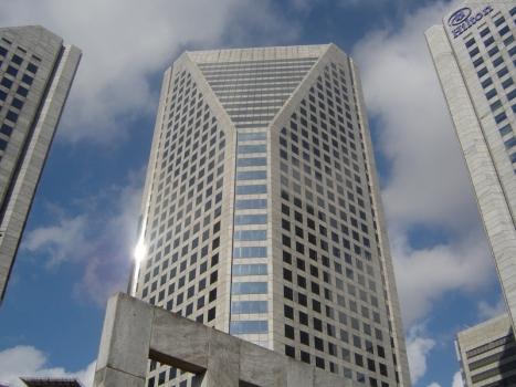 Nordturm des Centro Empresarial Naçoes Unidas