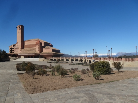 Wallfahrtskirche Torreciudad