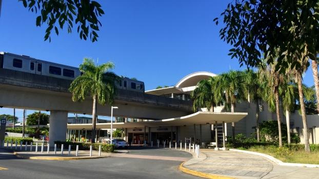Station Torrimar (Tren Urbano)