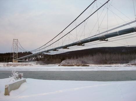 Tanana Pipeline Bridge