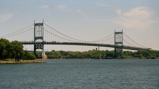 Triborough Bridge, New York City, New York.