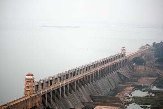 Tungabhadra Dam