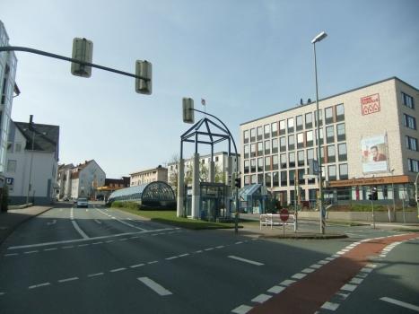 Stadtbahnhof Nordpark