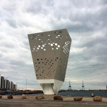 Udsigtstårnet Aarhus Havn