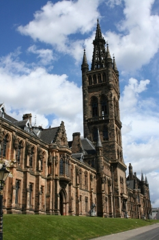 Glasgow University Main Building
