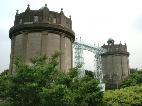 Komazawa Water Towers