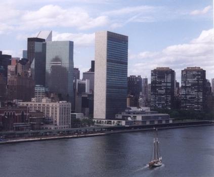United Nations Plaza, New York