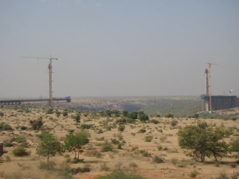 Kota Chambal Bridge