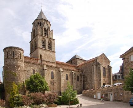 Église Saint-Pierre d'Uzerche