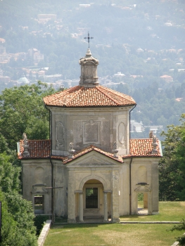 Sacro Monte - Kapelle Nr. 14