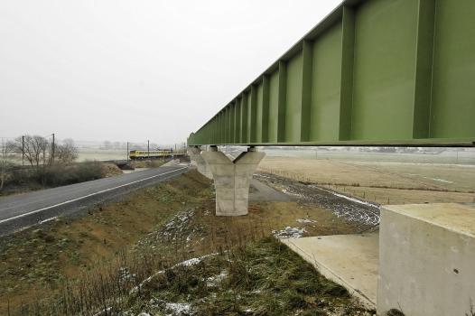 Baudrecourt-Viadukt