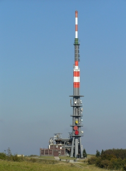 Veľká Javorina Transmission Tower