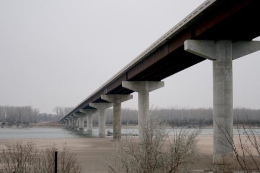 Vermillion-Newcastle Bridge