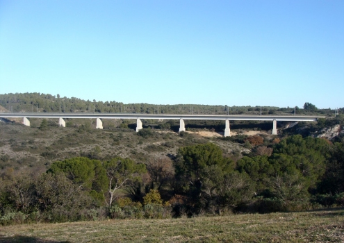 Touloubre Viaduct