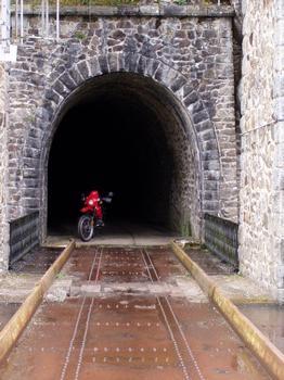 Viaduc des Rochers Noirs, Tunnel des Rochers Noirs