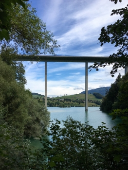 Viaduc du Lac de la Gruyère