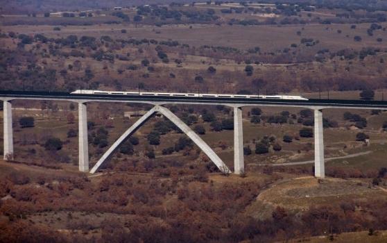 Viaduc d'Arroyo del Valle