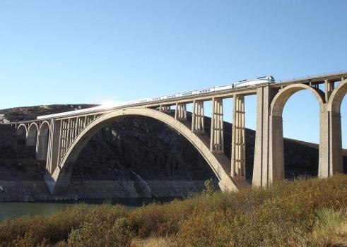 Martín Gil Viaduct