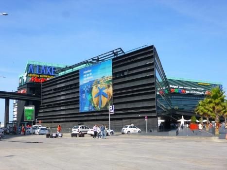 Einkaufszentrum A Laxe
