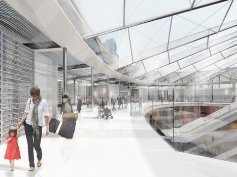 Villejuif - Institut Gustave-Roussy Metro Station (Line 15)