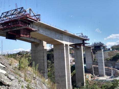 Río-Virilla-Talbrücke (RN 32)