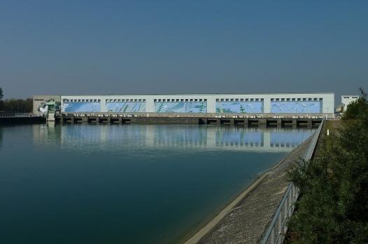 Wasserkraftwerk Vogelgrün