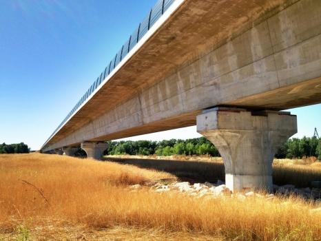 Viaduc sur le Duero