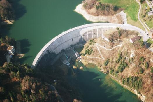 Rossens Dam