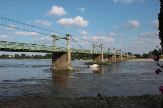 Ingrandes-sur-Loire Bridge