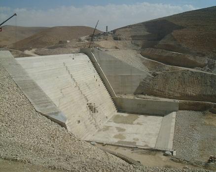 Barrage du Wadi Wala
