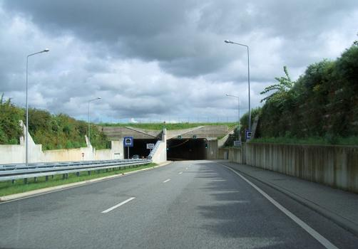 Warnowtunnel Rostock