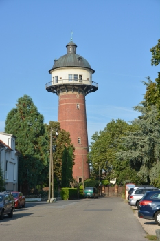 Wasserturm Mannheim-Feudenheim