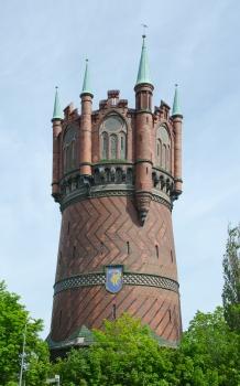 Château d'eau de Rostock
