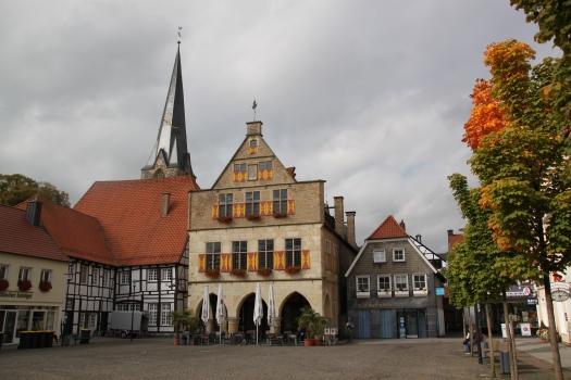 Vieil hôtel de ville de Werne