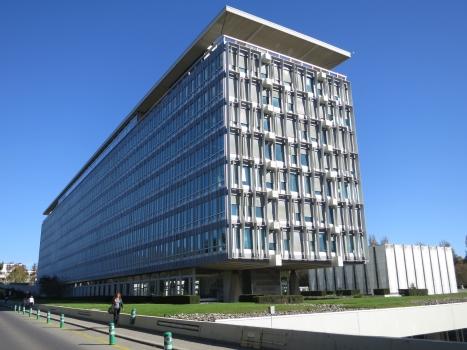 Hauptsitz der Weltgesundheitsorganisation