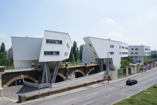 Spittelau Viaducts, Vienna