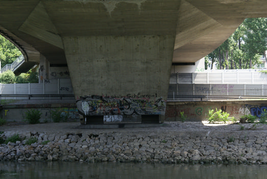 Gürtelbrücke, Vienne