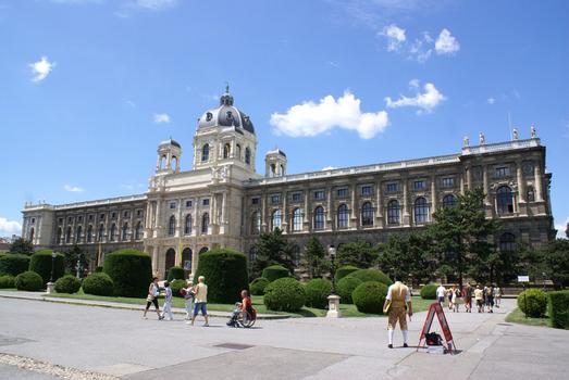 Musée de l'histoire de naturelle, Vienne