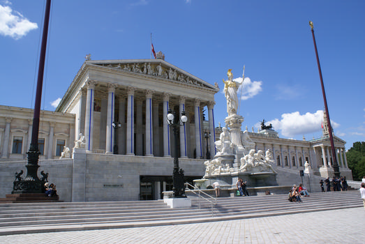 Parlement, Vienne