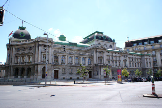 Volkstheater, Wien