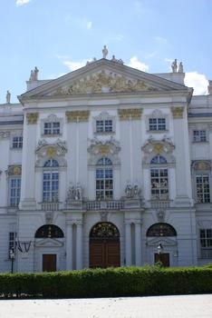 Justizministerium, Vienne