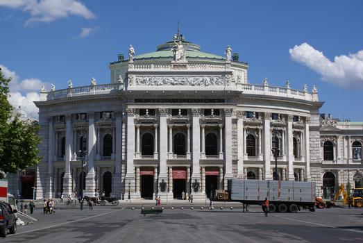 Burgtheater, Vienne