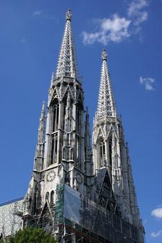 Votivkirche, Vienne