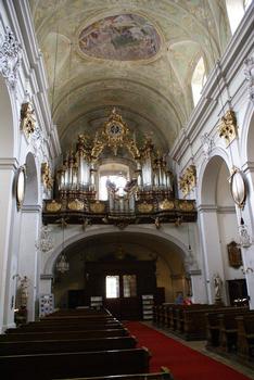 Mariahilfer Kirche, Vienne
