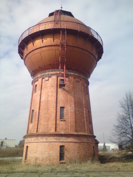 Cottbus Water Tower