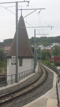 Bremgarten Rail Bridge