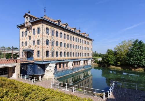 Menier Chocolate Factory - Saulnier Mill