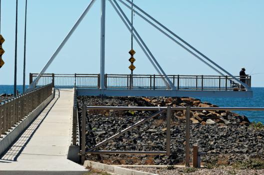Aikenhead Point Fishing Platform