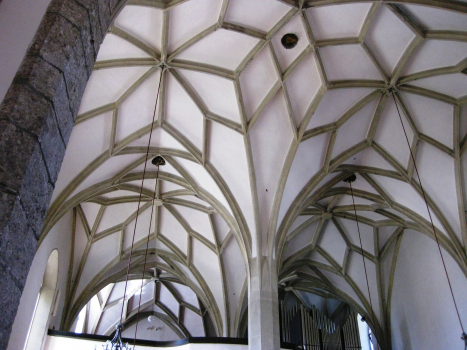Église paroissial de Gampern