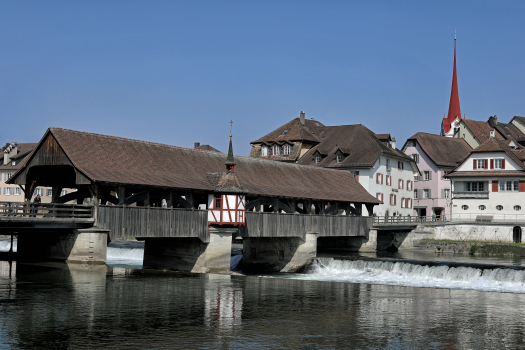 Bremgarten Covered Bridge